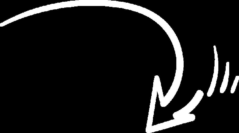 arrow overlay on recipe